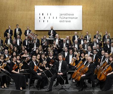 Sezónu zahájí Janáček / A1 Zahajovací koncert sezóny JFO